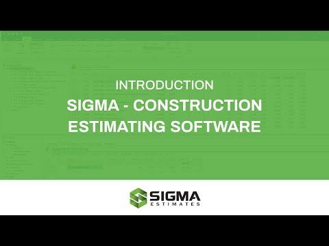 Introduction to Sigma Estimates