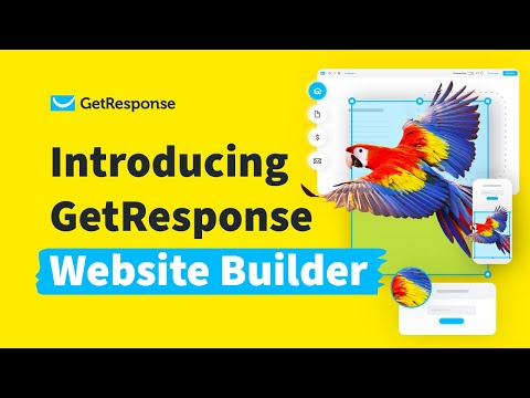Introducing GetResponse's AI-Driven Website Builder