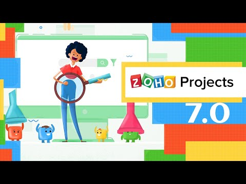 Project Management Reimagined | Zoho Projects 7