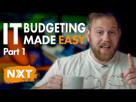 IT Budgeting Simplified: Part 1