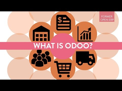 What is Odoo OpenERP