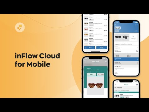 Mobile Inventory and Order Management   inFlow Cloud