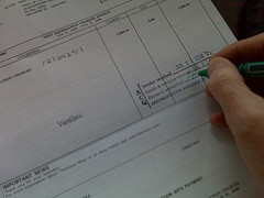 sample invoices
