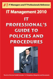 guide to it policies and procedures