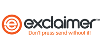 Exclaimer exchange email disclaimers