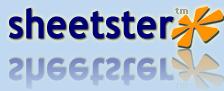 sheetster logo