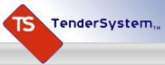 tender system logo
