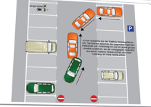 free online car accident diagram softwarethe image on the left is another sample of an accident sketch  it    s clear that the green car and the orange car collided from  in a car park