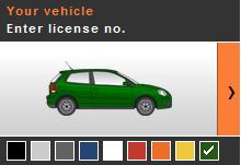 choose vehicle