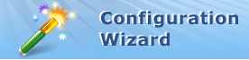configuration wizard