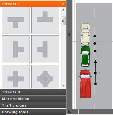 free online car accident diagram software. Black Bedroom Furniture Sets. Home Design Ideas