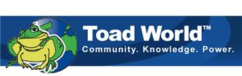 Toad World SQL Editor Tool