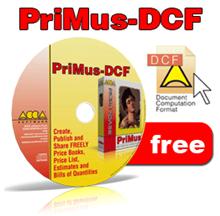 PriMus-DCF CD