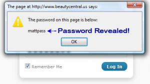 asterix password revealed
