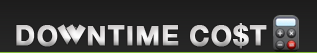 downtimecost logo