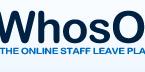 WhosOff Logo