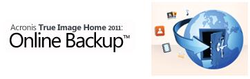 Acronis Online Backup Image