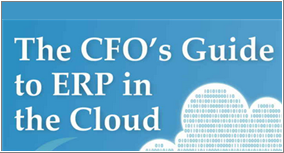CFO Guide to ERP in the cloud
