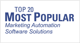 20 most popular marketing automation