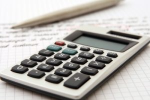 Organize receipts for tax deductions